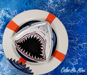 Red Deer Shark Attack!