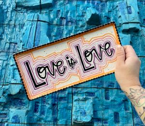 Red Deer Love is Love