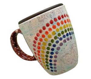 Red Deer Dreamer Travel Mug