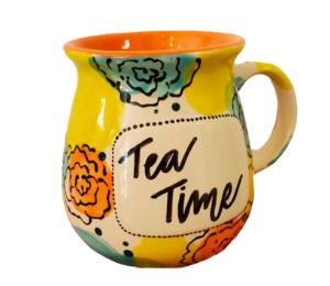 Red Deer Tea Time Mug