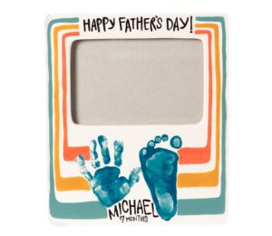 Red Deer Father's Day Frame